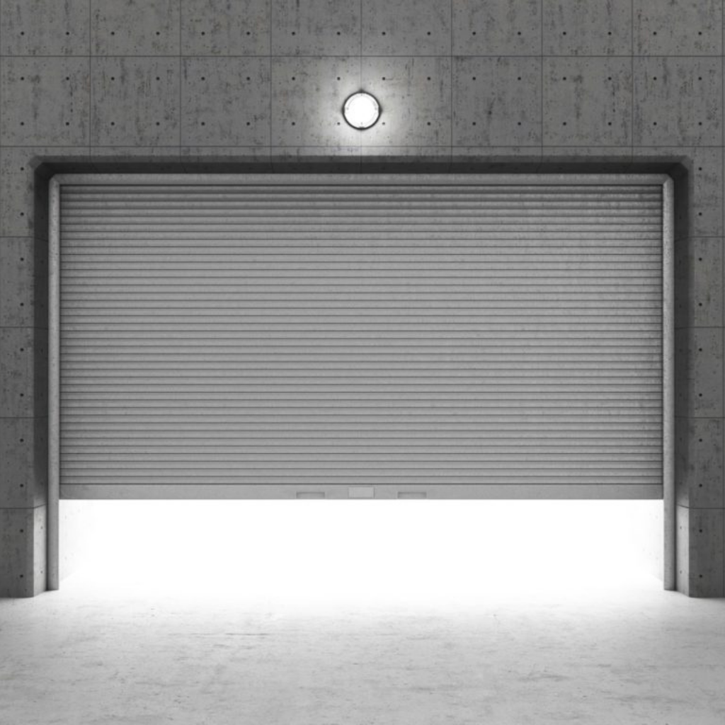 Fire Rated Rolling Shutters,Doors - Earth Control Systems, Surat