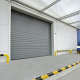 Galvanized Industrial Rolling Shutters,Doors - Earth Control Systems, Surat