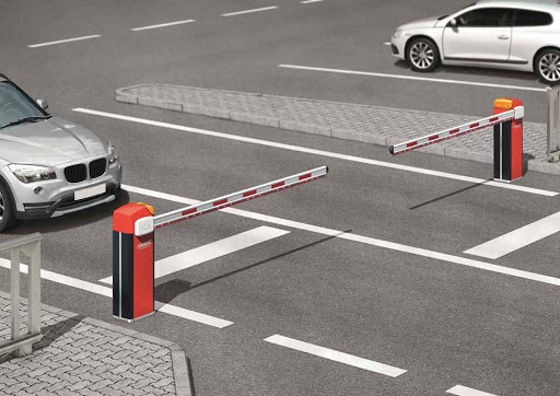 Boom Barriers | Residential, Commercial, Industrial by Earth Control Systems
