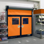 High Speed Emergency Exit Door - Earth Control Systems, Surat